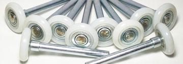 Replace Broken Rollers